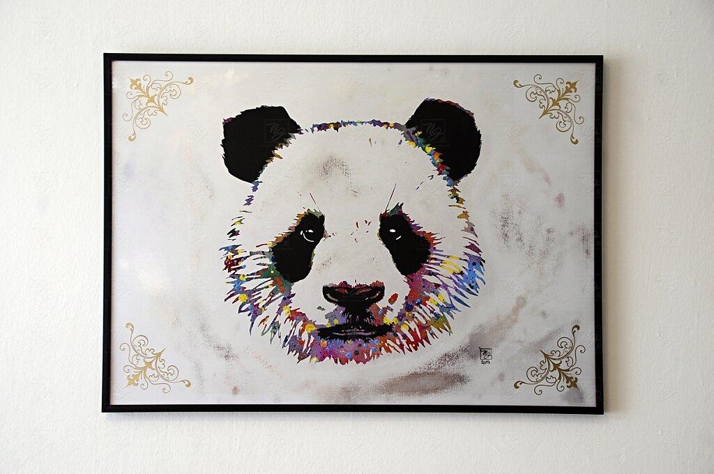 Cosmic Panda