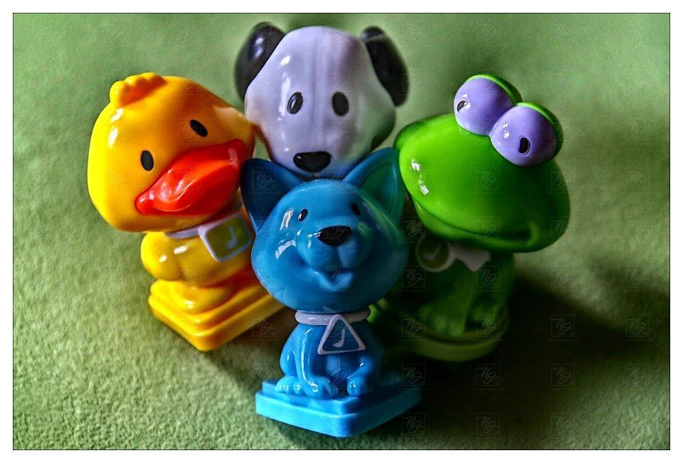 Příběhy hraček