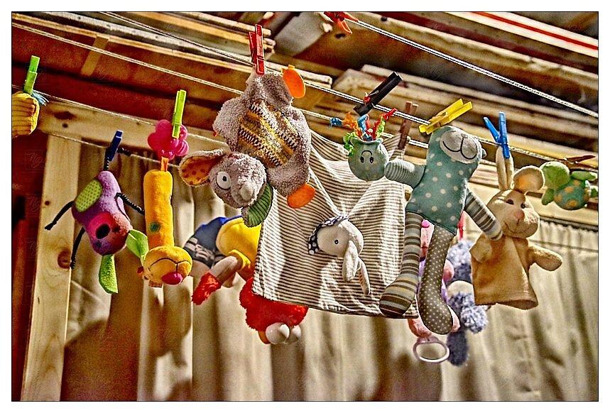 Všichni na šňůře - velké praní 2018