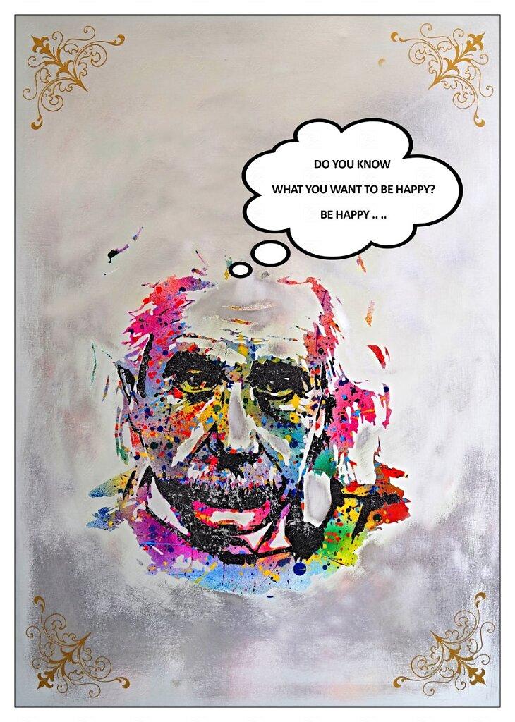 Albert's Reflection