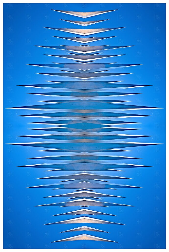 Heavenly spines